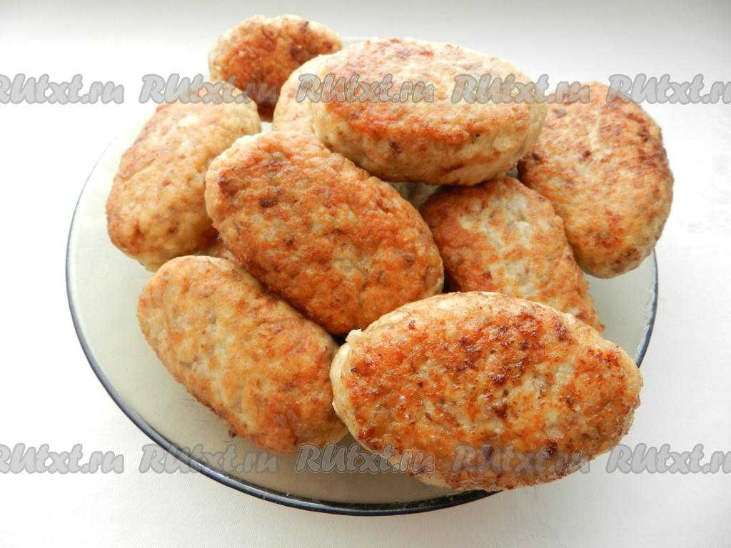 котлеты гречанки рецепт с фото с соусом