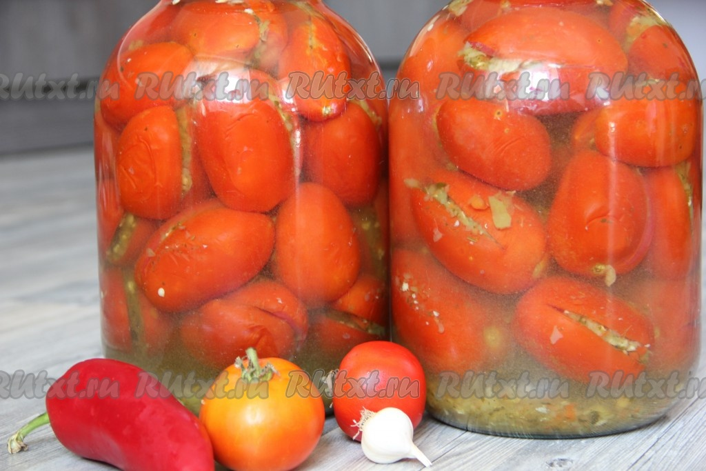 фото Фаршированные с помидоры рецепты