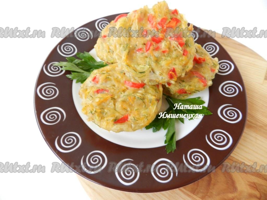 рецепт овощных котлет из брокколи