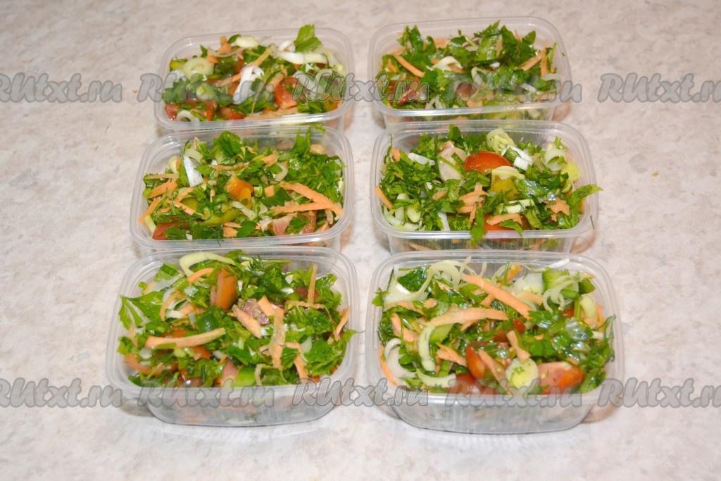 Замороженные овощные смеси на зиму своими руками 68