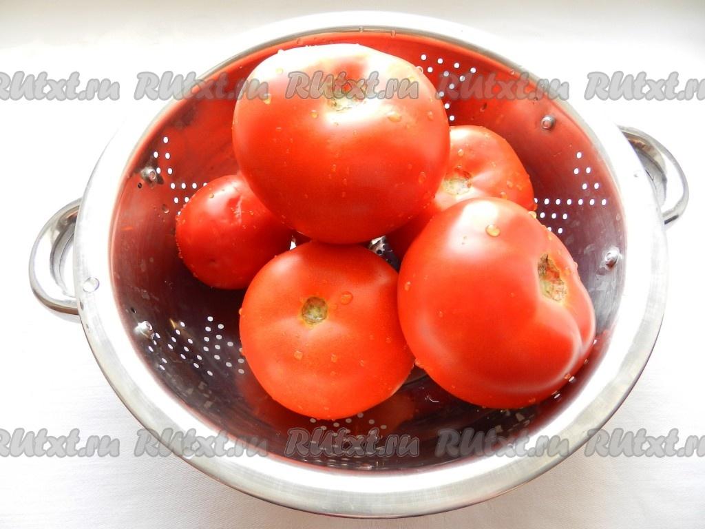 Соус из помидор краснодарский на зиму