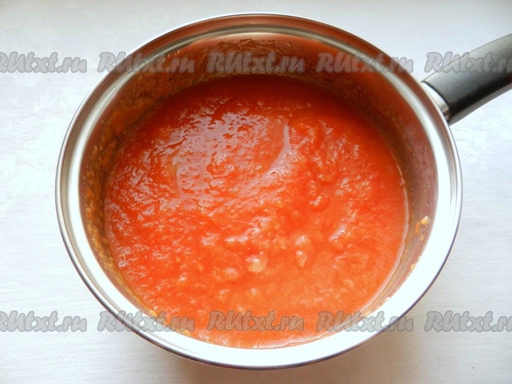 Быстрый соус в домашних условиях