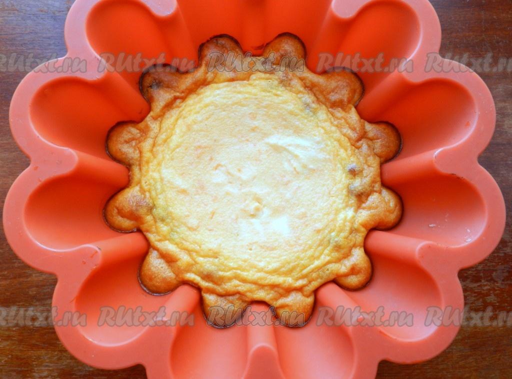 запеканка из тыквы рецепты приготовления с фото