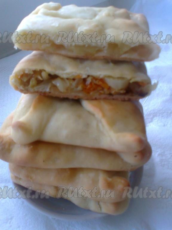 Вафельный корж с фаршем рецепт с фото