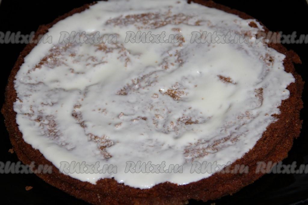 Торт медовик классический рецепт пошагово на поваренок ру