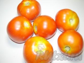 Выбираем помидоры для фаршировки