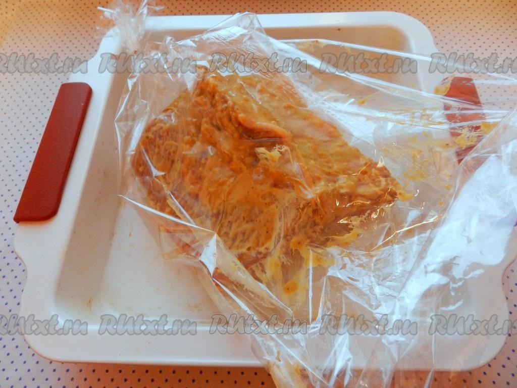 Песочные рогалики с маком рецепт пошагово