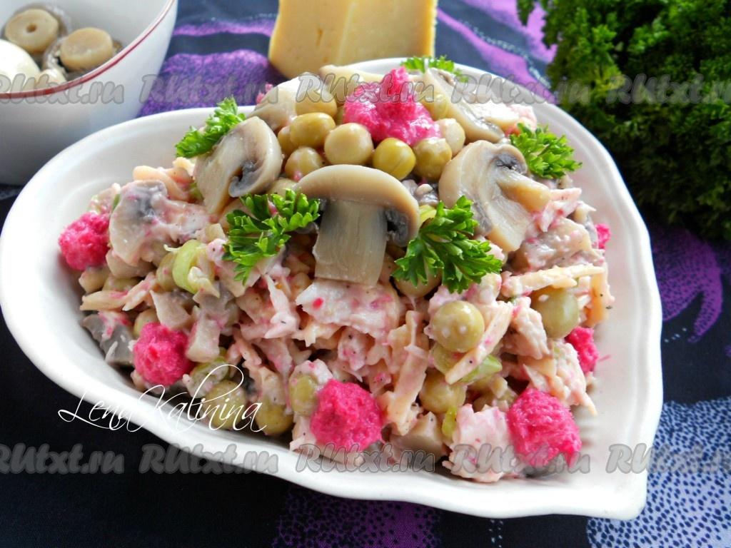 Рецепт приготовления фунчозы с мясом и овощами