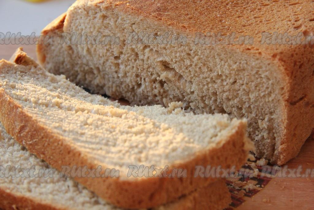 Ржаной хлеб в хлебопечке рецепты 750 грамм