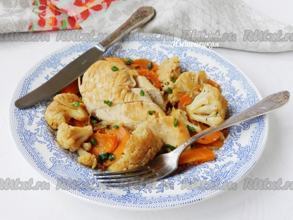 рецепт куриного филе в духовке пошаговый рецепт