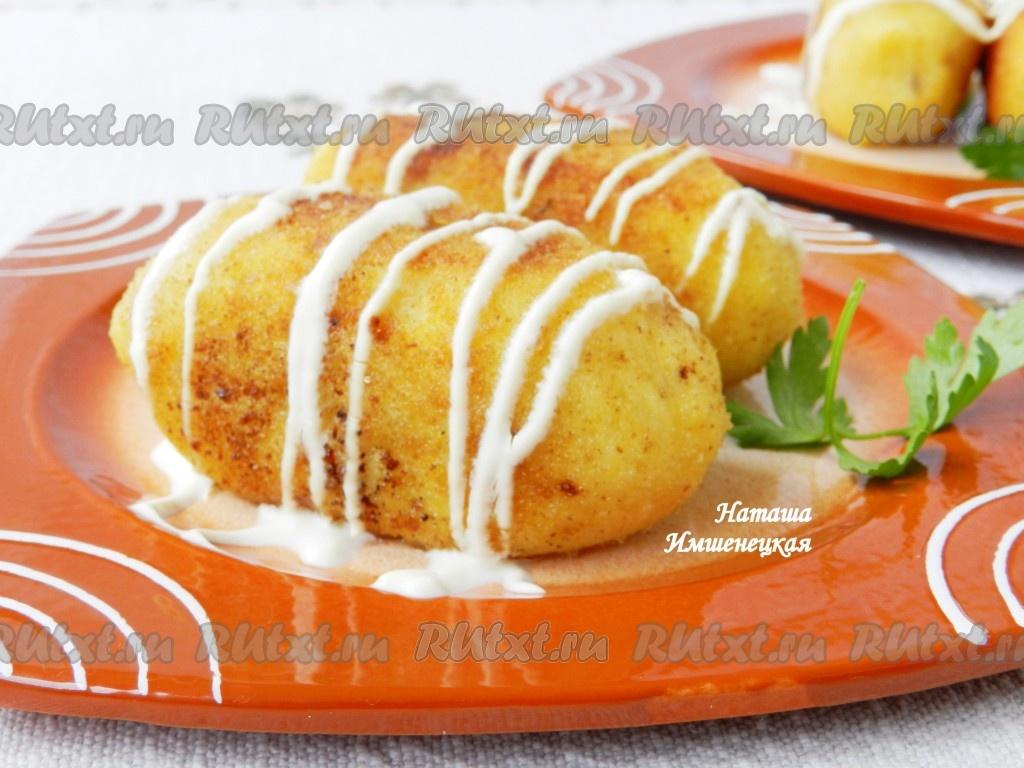 рецепт картофельные зразы с печенью фото рецепт