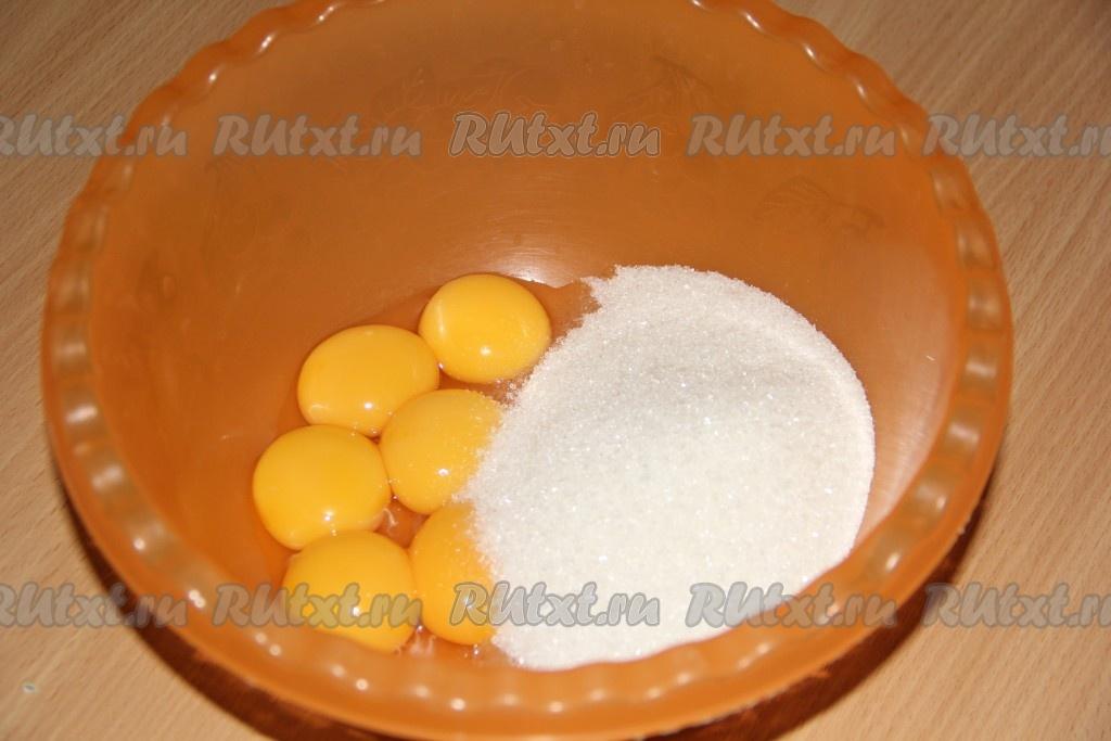 Рецепты из желтков яиц