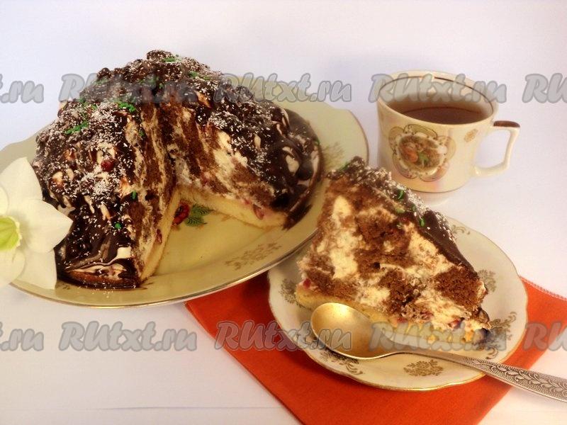 Рецепт торта кучерявый пинчер фото