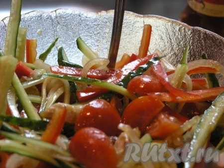 Салат с щукой рецепт с