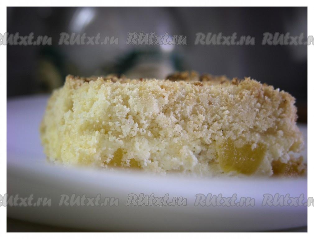 королевская ватрушка с персиками рецепт с фото