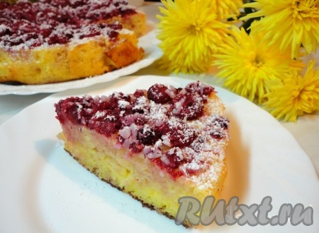Выпечка рецепты пироги торты печенье кексы блины