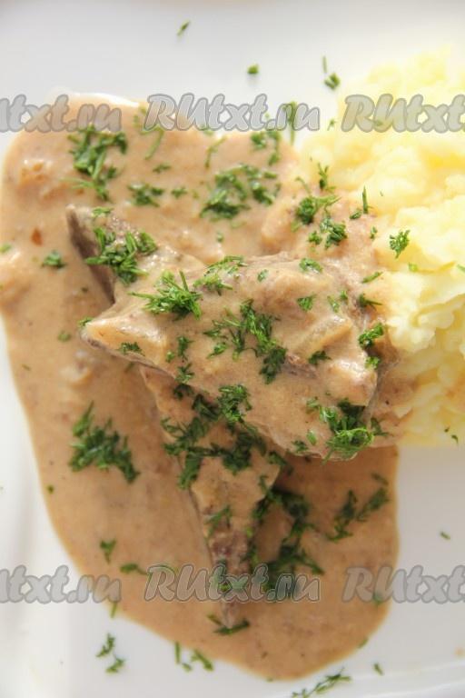 Блюда из мяса пароварки