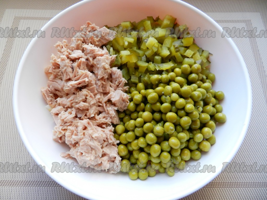 салат королевские огурцы рецепт