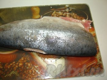 Засолка красной рыбы в домашних 7