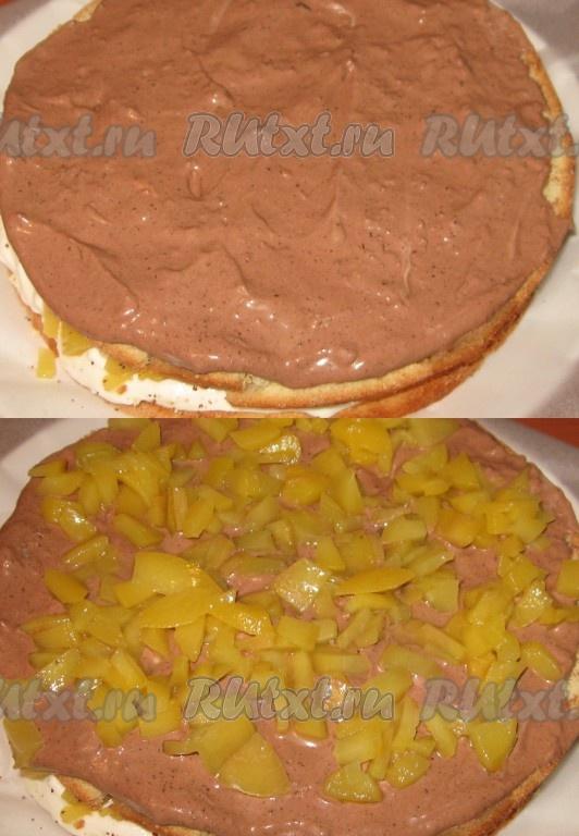 Чем пропитать торт чтобы был мягкий