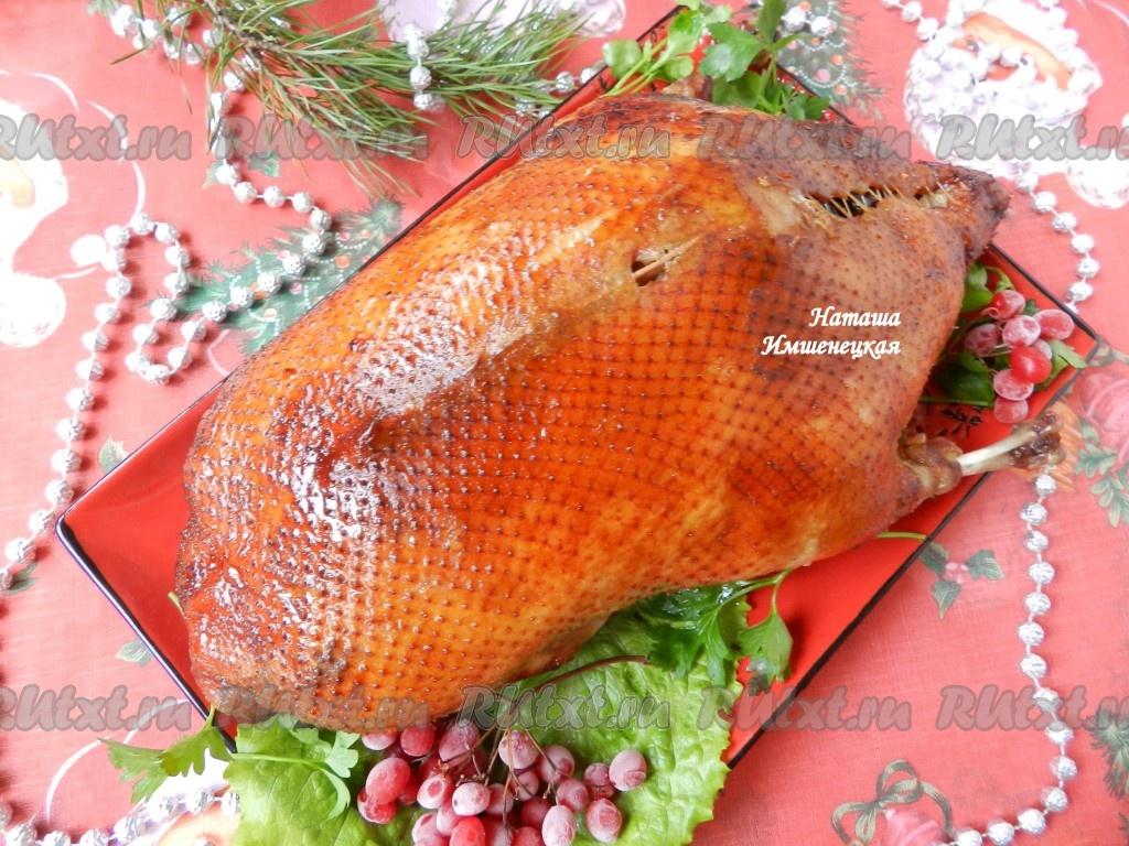 Рецепты утки с фото простые