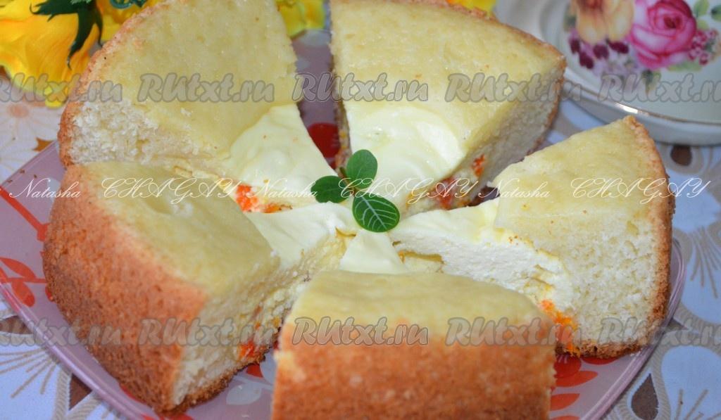 Пирог в мультиварке с творогом на скорую руку рецепты