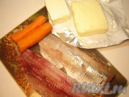 Ингредиенты для масла в развернутом виде