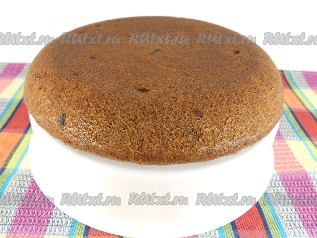 рецепт кекса шоколадного для мультиварки