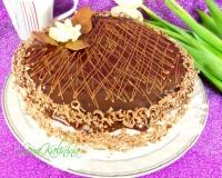 Бисквитный торт в мультиварке - рецепт пошаговый с фото