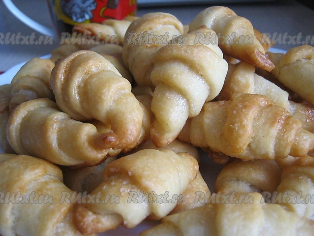 рогалики печенье рецепты