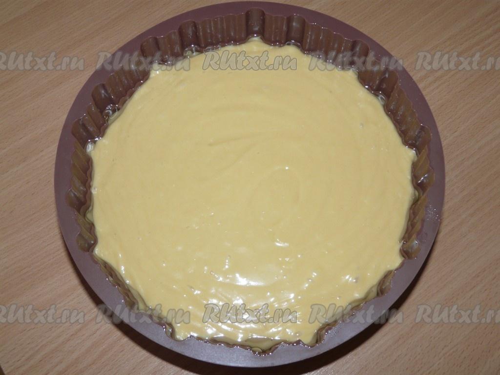 рецепт теста для кекса в духовке с