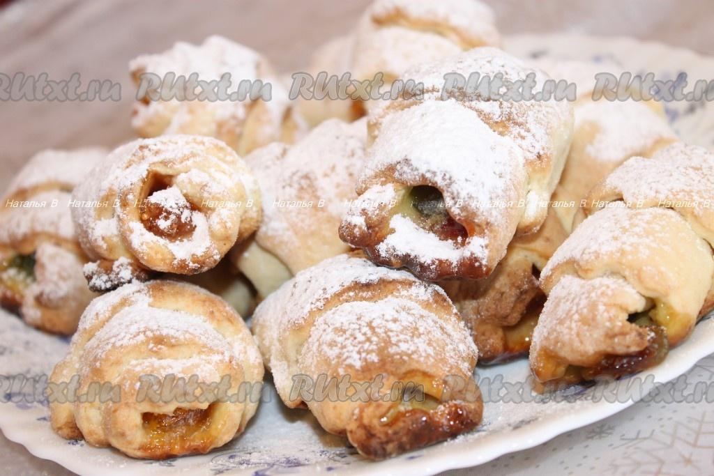 Печенье с мармеладом рецепт с фото пошагово