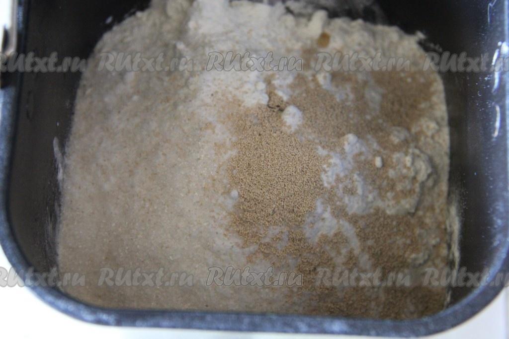 Сдобного теста для хлебопечки панасоник