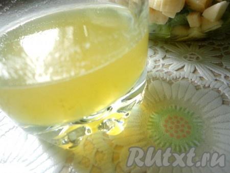 фруктовый салат со взбитыми сливками рецепт сливками