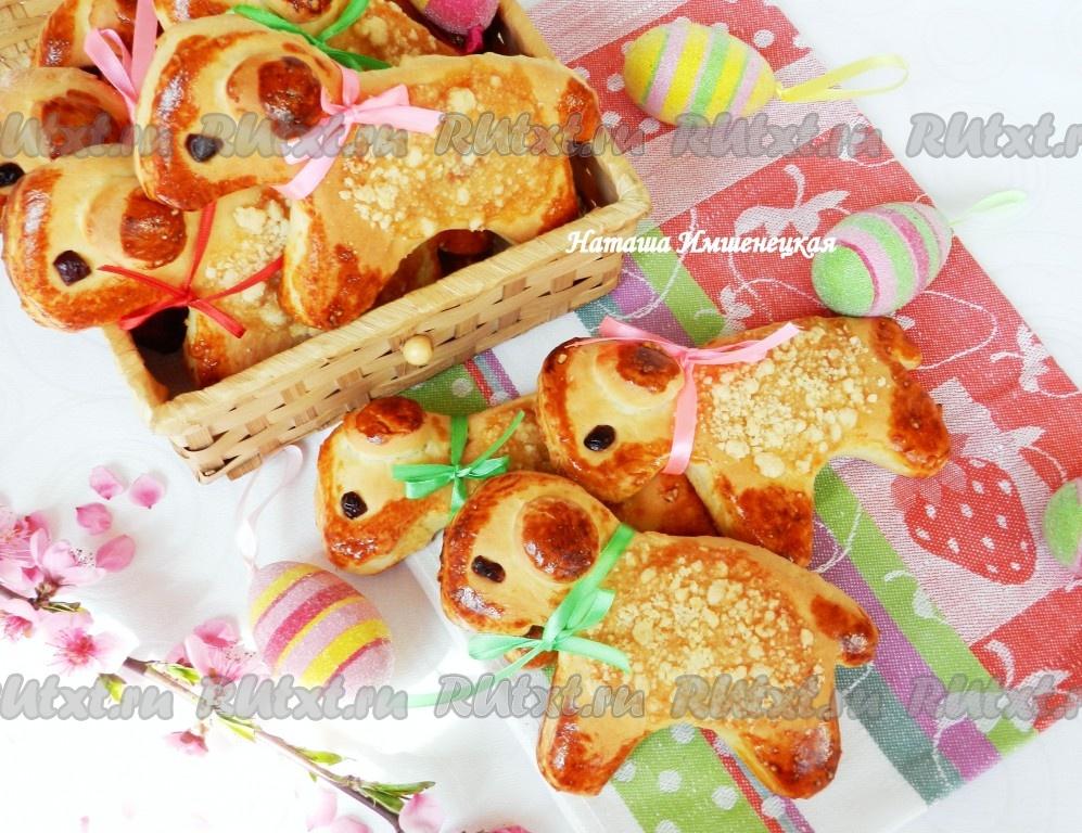Мягкие сладкие булочки рецепт