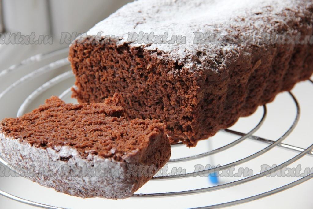 Рецепт и фото кекса в домашних условиях