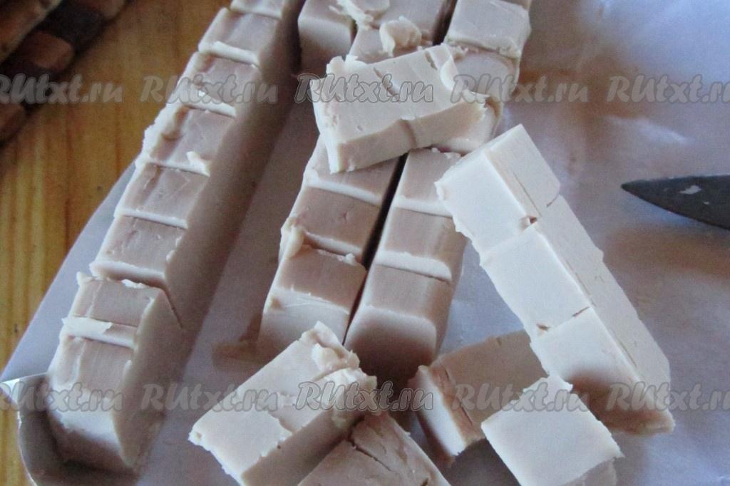 Рецепт дрожжевого теста на молоке и сырых дрожжах