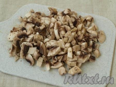 Жульен с грибами в булочке — рецепт с фото