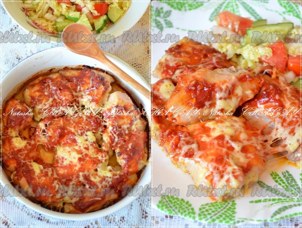 Сливочно чесночный соус к мясу рецепт