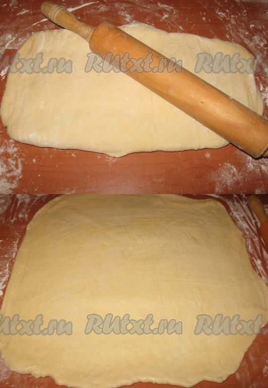 Тесто дрожжевое для жареных пирожков рецепт с пошагово