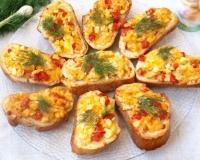 смотреть фото бутербродов и рецепты