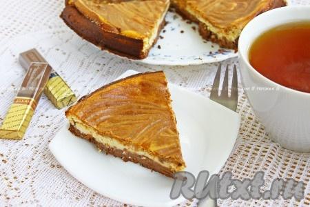 Творожный торт  Рецепты тортов пошаговое приготовление с