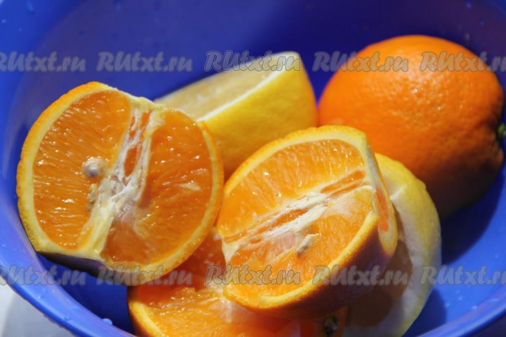 Домашний сок из апельсинов замороженных в домашних условиях 419