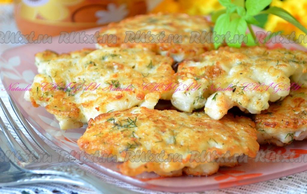 котлеты из рыбы в духовке рецепт с фото