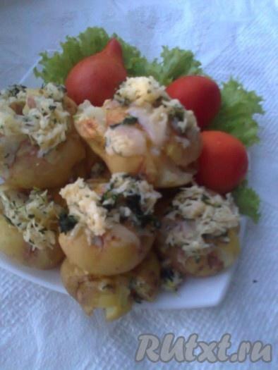 Как приготовить тушеную картошку с курицей в горшочках