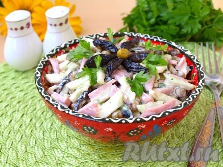 рецепты салатов с фото простые и вкусные шуба