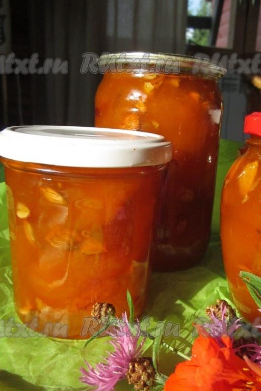 Вкуснейшее абрикосовое варенье с ядрышками рецепт