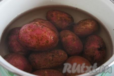 картофельные котлеты с луком рецепт с фото