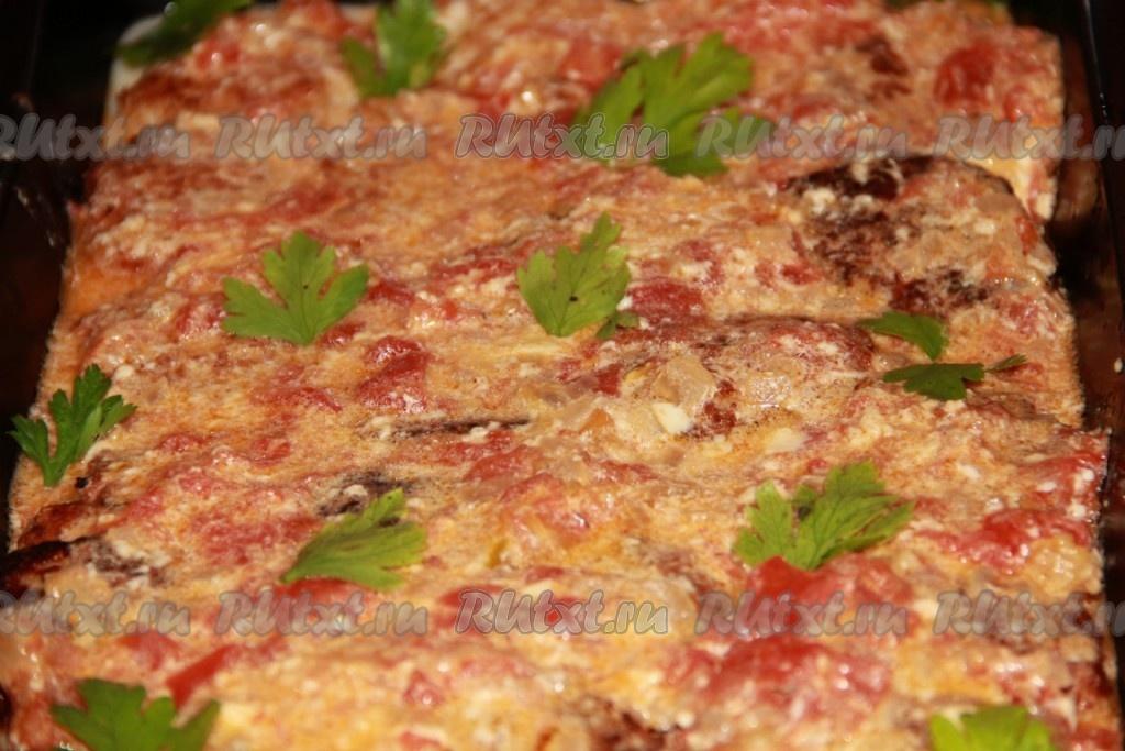 Рецепт макароны фаршированные не в духовке