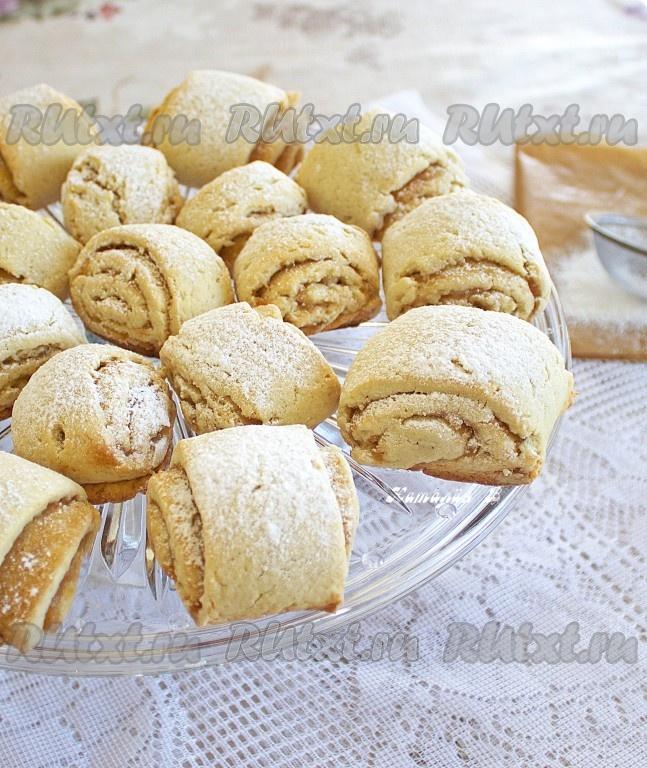 Картофельные печенья рецепт